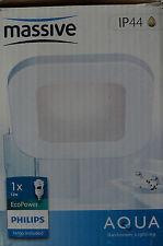 Massive Einbauleuchte DELTA Badezimmer Beleuchtung Lampel modern chic Lampe