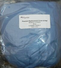 Registry Premium Ironing Board Replacement Cover and Pad 1470023 Blue Qty 6