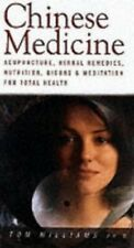 CHINESE MEDICINE (HEALTH ESSENTIALS: Acupuncture, ... by Williams, Tom Paperback