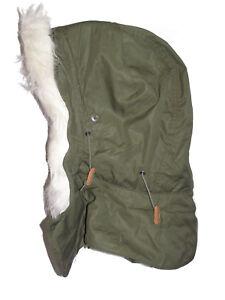 Orig.US ARMY Fell Kapuze Alpha f. US Extreme Cold Weather-Parka/M65 Field-Jacket