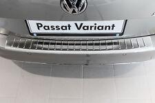Protección Parachoques de acero inoxidable para VW PASSAT 3g B8 Variant DE