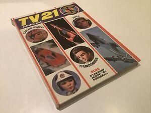 TV Century 21 Comic Annual 1969: Thunderbirds, Stingray, Get Smart. Unclipped