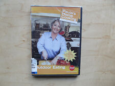 Paula's Home Cooking with Paula Deen: Outdoor Eating (Dvd, 2004) New