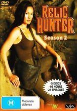 Relic Hunter - Season 2 DVD [New/Sealed]