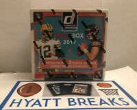 2017 Panini Donruss FB Mega Box + 2 2020 Rookies & Stars Hanger Break (Mahomes!)