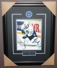 Doug Gilmour signed autograph Toronto Maple Leafs frame