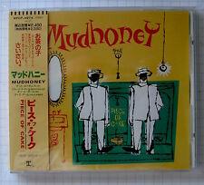 Mudhoney - Piece Of Cake JAPAN CD OBI RAR! WPCP-4974
