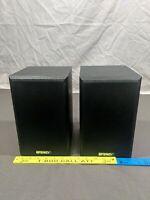 Energy Pro Series .5 Bookshelf Speaker Black Awesome clean sound studio monitor