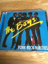 The Boys - Punk Rock Rarities (1999) NEW SEALED PUNK CD  CAPTAIN OI! CD