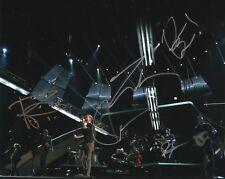 OneRepublic REAL hand SIGNED Photo #7 COA Ryan Tedder + 4 One Republic