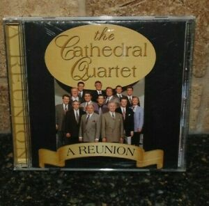 A Reunion CD Album The Cathedral Quartet Canaan Records 1995