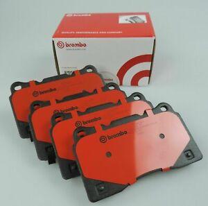 genuine BREMBO brake pads REAR for FPV GT, GT-P BA BF FG (4 POT)