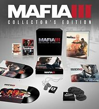Mafia III: Collector's Edition (Sony PlayStation 4, 2016) Brand New, Sealed.