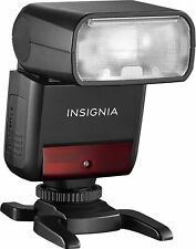 Open-Box Excellent: Insignia- Compact TTL Flash for Nikon Cameras