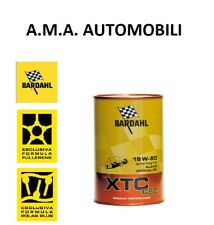 BARDAHL 1 LITRO OLIO MOTORE SINTETICO XTC C60 15W-50 MB 229.1  VW 501.01 505.00