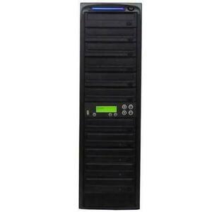 SySTOR 1-10 USB Memory Drive to CD DVD Duplicator Copier