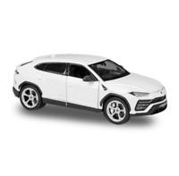 Welly 1/24 Lamborghini URUS White Diecast MODEL Racing SUV Car NEW IN BOX