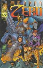 Weapon Zero Vol. 2 (1996-1997) #1