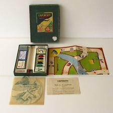 Ancien jeu de Société - The Funny Road l'AUTOROUTE - Dujardin 1957 - Complet