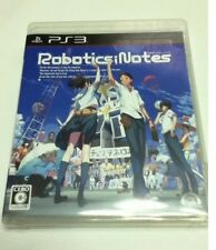 Used Robotics;Notes [Japan Import] PS3 / PlayStation 3 Japanese Video Game 5pb