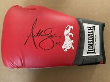 More details for signed anthony joshua autographed boxing glove heavyweight champion