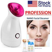 Facial Steamer Deep Cleanser Mist Face Steaming Sprayer Spa Skin Care Tool US