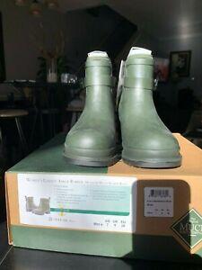 Muck Women's Liberty Ankle Rubber Outdoor Multi-season Boot, Green, SKU#LWK