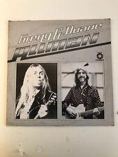 Gregg & Duane Allman Vinyl Record Lp