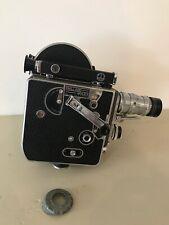 BOLEX PILLARD Black Vintage Film Camera Movie