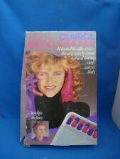 Clairol Wavelengths Heated Bendy Rollers Vintage Retro 80's Beauty Prop