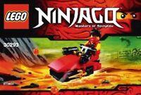 LEGO 30293 Ninjago Kai Vagabundo NUEVO EN CAJA CON ETIQUETAS