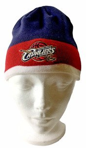 NBA Cleveland Cavaliers Adidas Youth Cuffless Winter Knit Cap Hat Beanie Logo