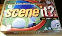 Scene It ? FIFA World Cup Edition DVD Trivia Game by Mattel (2006)