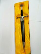 """13"""" Stainless Steel Dagger with Sheath Good Quality Collectible Fantasy New"""