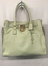 EUC Michael Kors Women's Hamilton Saffiano Leather Tote