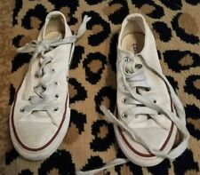 CONVERSE TENNIS SHOES GIRLS 12 CRATE 4