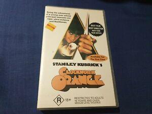 Clockwork Orange - VHS