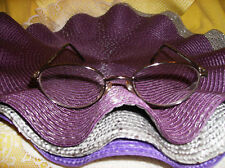 GOLD READING GLASSES COMFORT FIT readers 1.75 SALE!!! New EYE Foster Grant