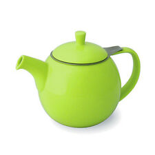 FORLIFE teiera Curve Teapot with Infuser, 700ml, lime - NEW