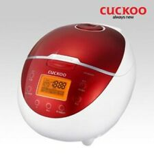 CUCKOO CR-0655FR electric a hot rice cooker