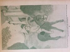 m17a1 ephemera 1920s book plate felix on jeremy the donkey