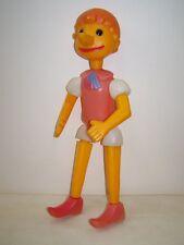Burattino Jouet Poupée DDR - URSS Pinocchio poupée Plastique