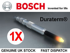 BOSCH DURATERM GLOWPLUG GLP010 0250202001 2.5 RENAULT FIAT VAUXHALL & MORE