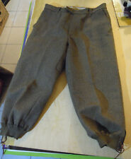 more photos d2a99 7d54f PANTALONI DA ALPINISTA ESCURSIONISTA - MADE IN FRANCE - CORDE FOUET VINTAGE  (VG)