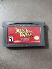 # Gameboy Advance gba double dragon advance
