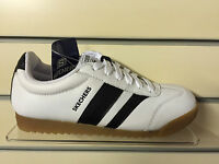 MENS SKECHERS ZINGERS TRAINERS SHOES  LACE UP BNIB UK 5.5 TO UK 10