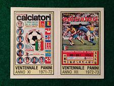 CALCIATORI 1980-81 80-1981 n 6 ALBUM 1971-72 1972-73 Figurina Sticker Panini NEW
