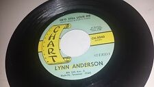 LYNN ANDERSON All You Add Is Love / He'd Still Love CHART 5040 COUNTRY 45 RECORD