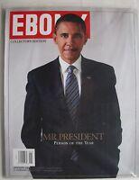 BARACK OBAMA  January 2009 EBONY Magazine NEW MINT SEALED!