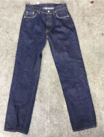 Vintage Levi's REDLINE 501 Jeans 30 X 34 Labeled 32 X 36 Selvedge Button #524
